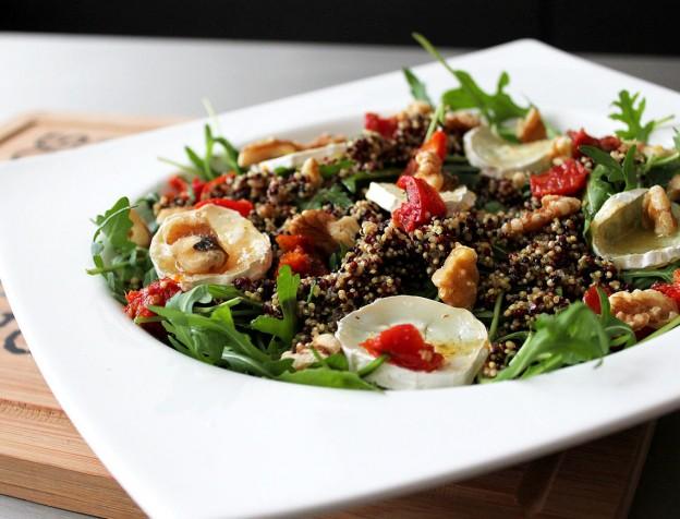 recept gezonde quinoa salade