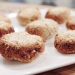 recept gezonde kokos koekjes