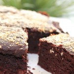 recept gezonde brownie. super lekker.