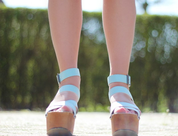 pastel trend zomer 2015 - fashion outfit