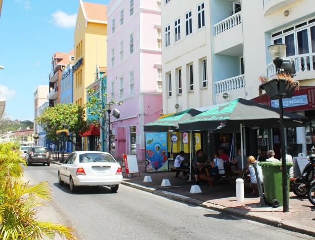 verkeer Curacao.