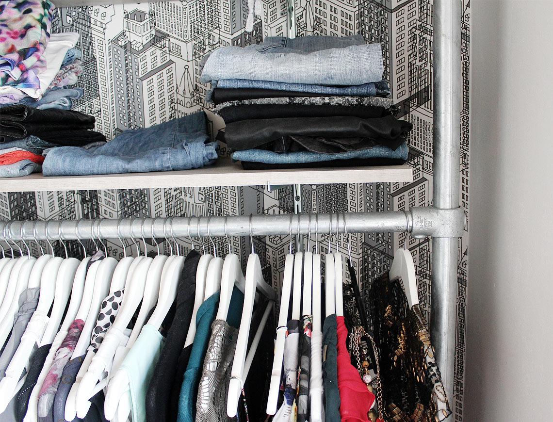 Inloopkast Zelf Maken : Zelf een inloopkast maken walk in closet eiland meisje