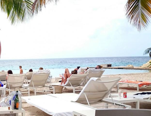 papagayo beach - stranden curacao