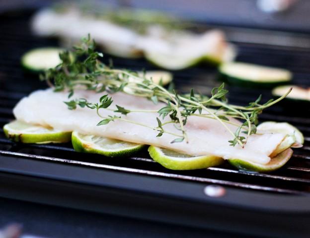 makkelijk vis klaar maken op de barbecue