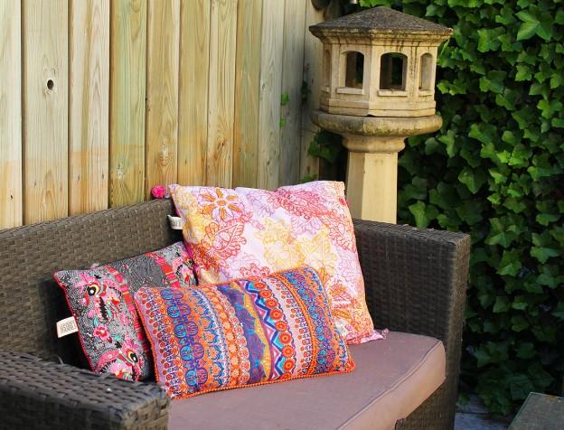 inspiratie zithoek tuin - ideeën tuin inrichting.