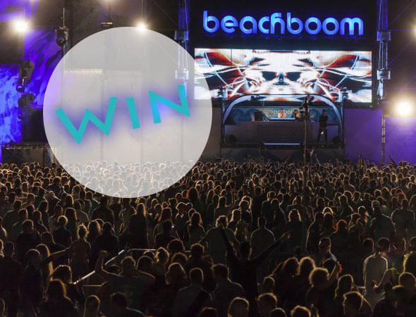 winactie beachboom festival