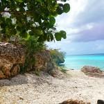 Curacao stranden - porto marie strand