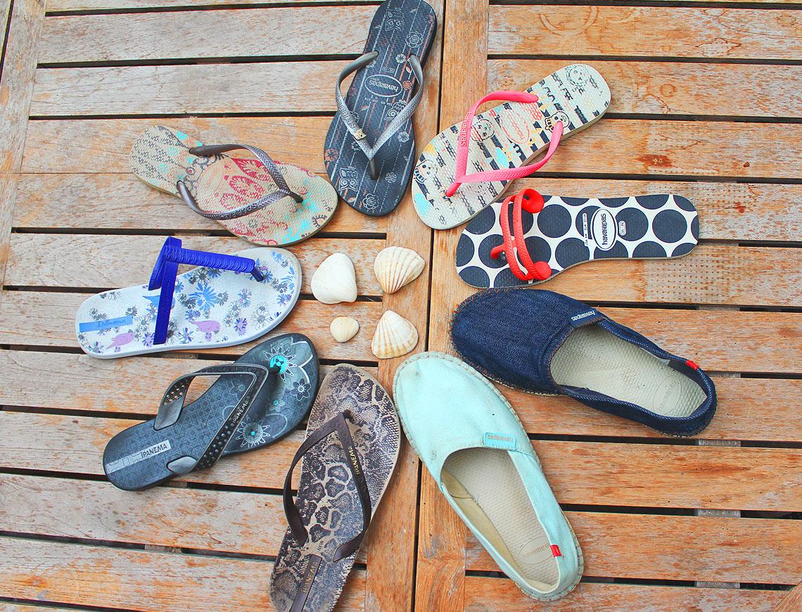 8e4390726aa0 Havaianas of Ipanema - welke slippers zijn t best - eiland meisje