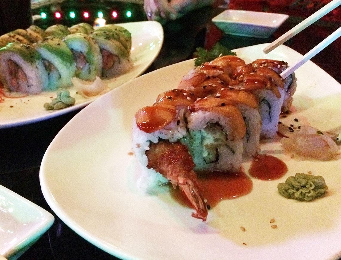 Origami sushi Curaçao - restaurant review / ervaring ... - photo#14