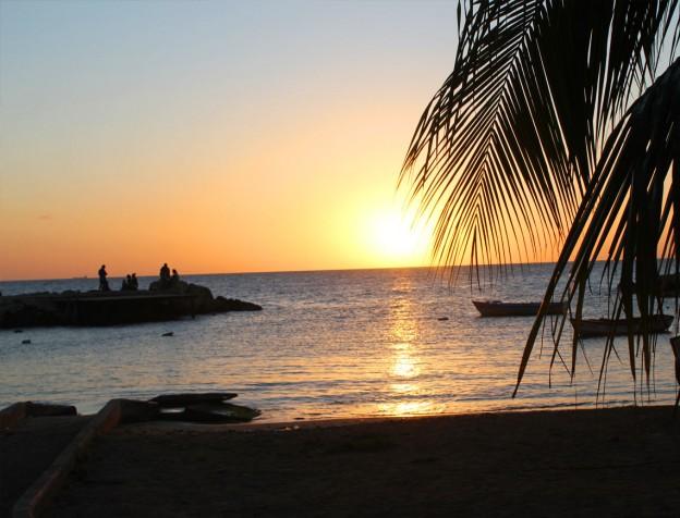 seaside terrace Curacao - Restaurant ervaring