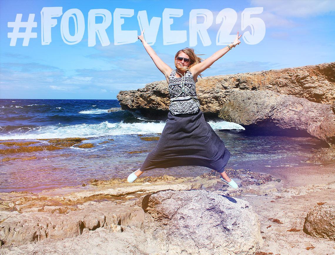 verjaardag. #forever25