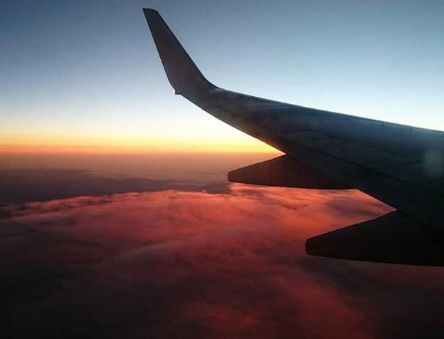 ergernissen in het vliegtuig