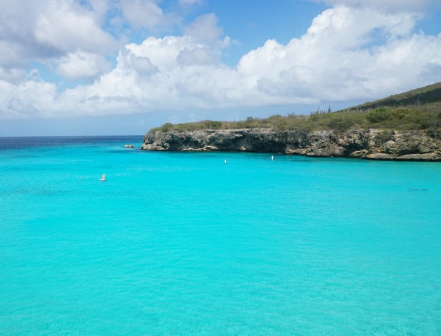 grote knip curacao - mooie stranden curacao
