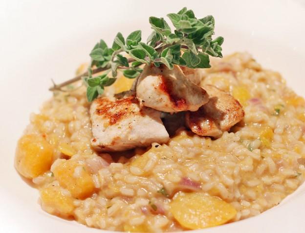 Recept pompoen risotto - hoe maak je goede risotto