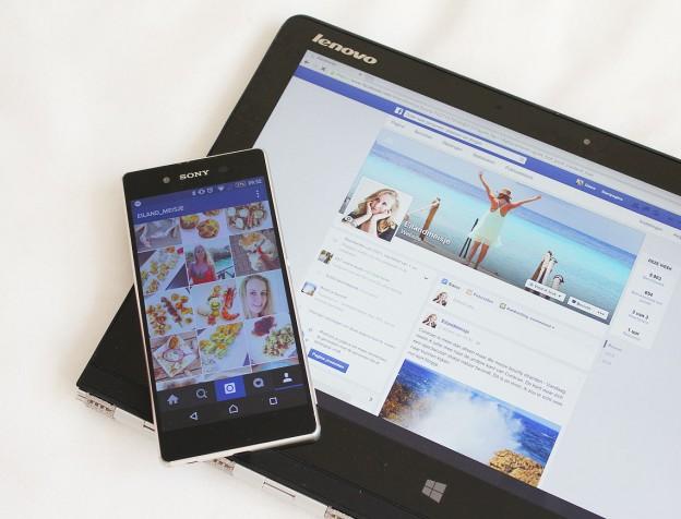 social media blog.