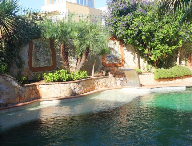 zwembad hotel dom manuel lagos portugal