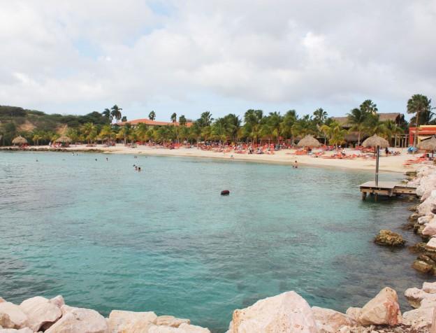 blue bay - stranden curacao - informatie