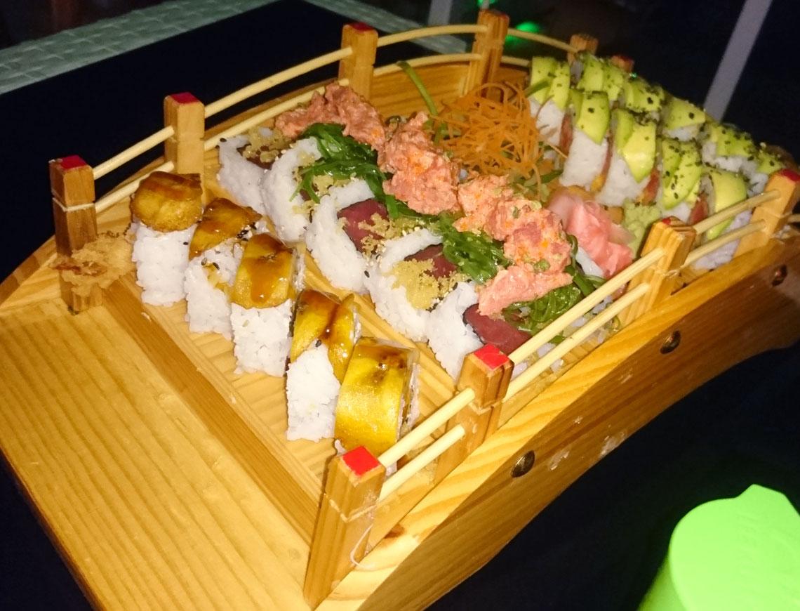 origami sushi curacao