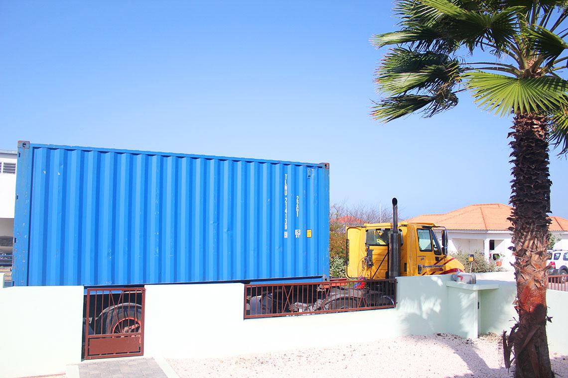 container-inboedel-curacao