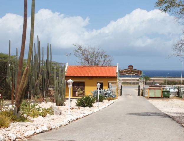 Grotten van Hato - Curaca