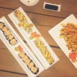 sushi restaurant Curacao - rolling sushi