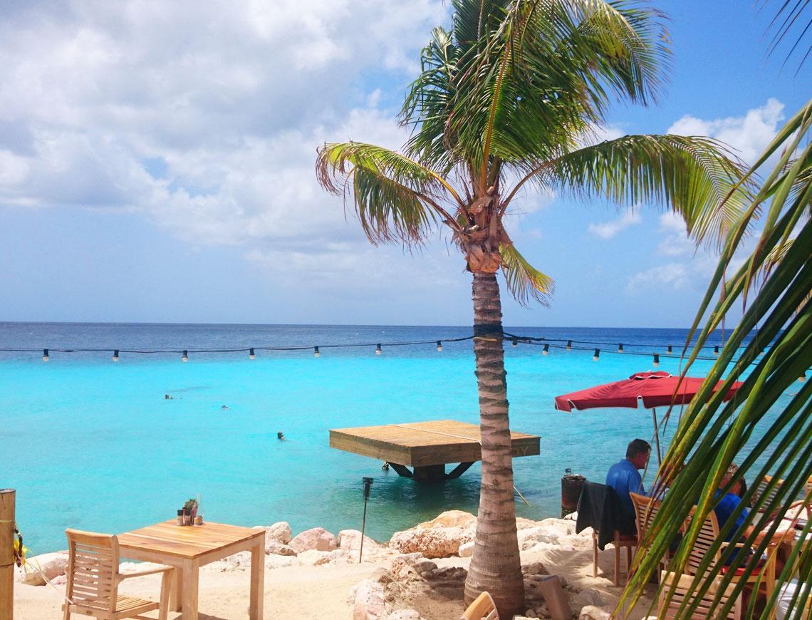 beach club Karakter Curacao