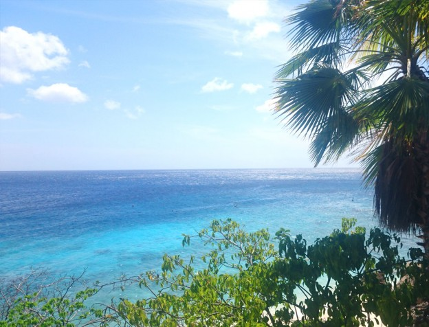 playa kalki - strand Curacao