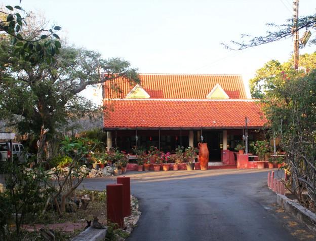 landhuis daniel curacao restaurant