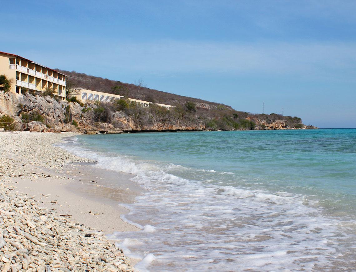 playa santa martha curacao