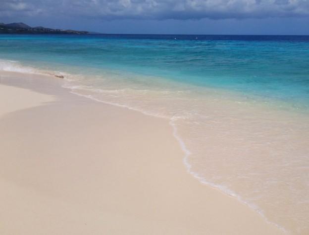 playa kalki - stranden Curacao