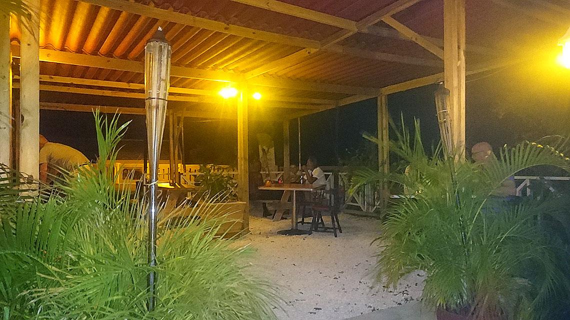 trio penotti - restaurant in Curacao