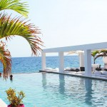 Saint Tropez beach club Curacao