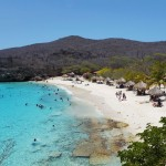 grote knip - strand curacao