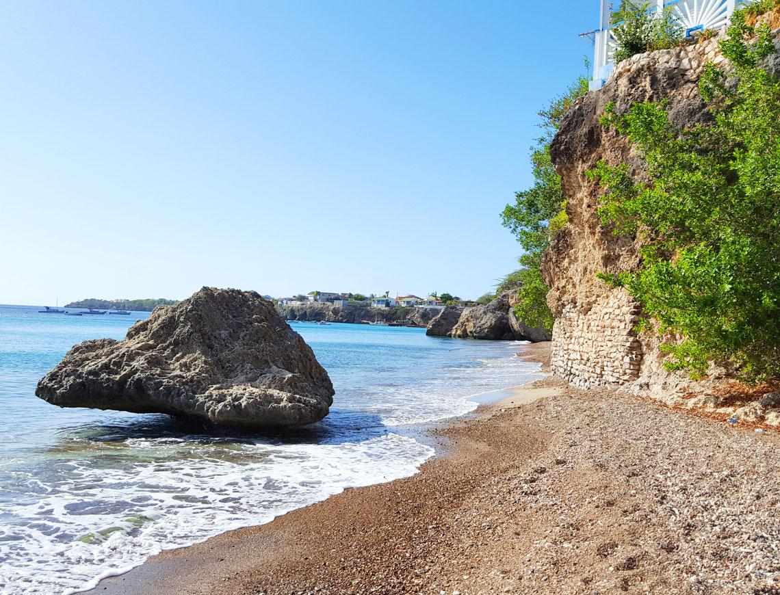 playa forti - strand curacao