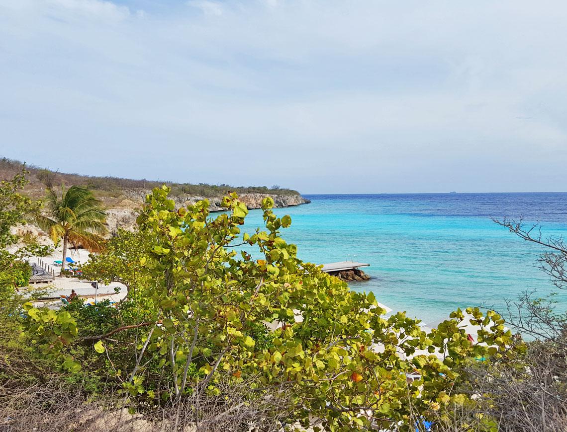 strand curacao porto marie