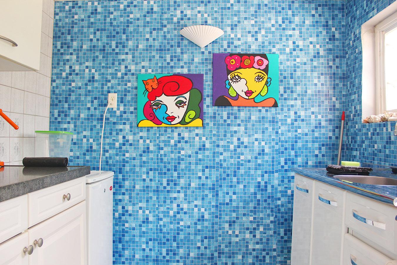 Keuken Kopen Op Curacao : Vakantie appartement op Curacao Bandabou / westpunt / midden in de