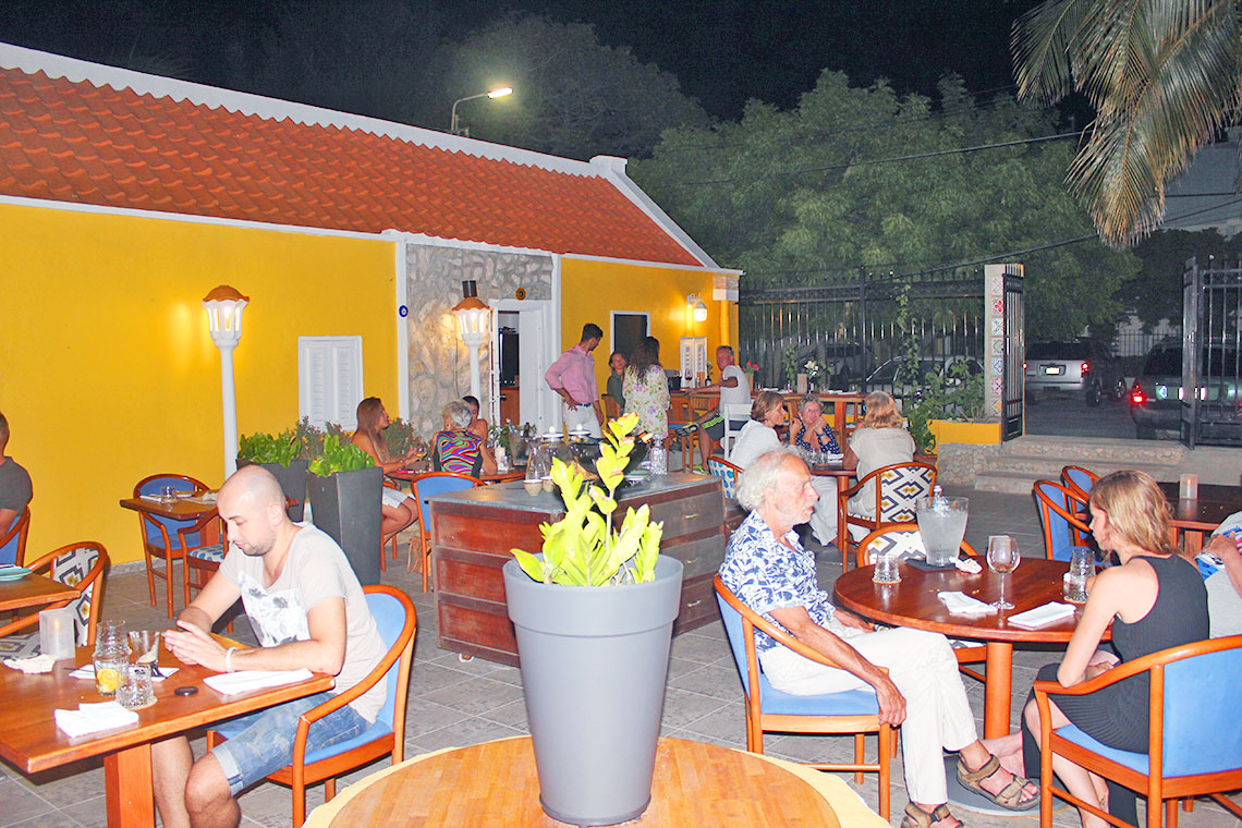 restaurant curacao| Mosa in Pietermaai.
