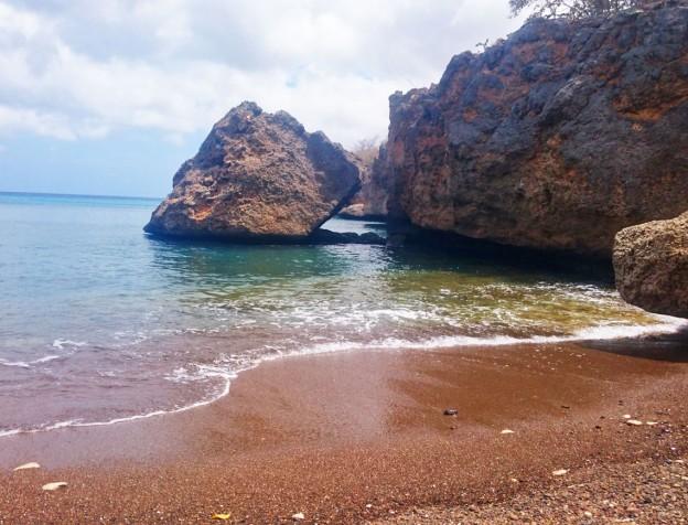 Santu Pretu - Strand Curacao