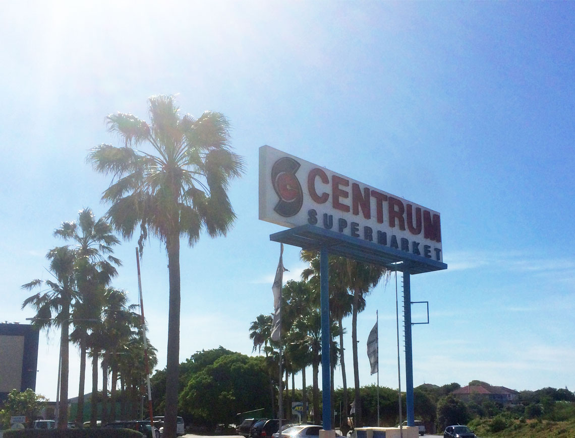 centrum supermarkt Curacao