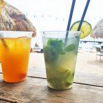 cocktails op Curacao