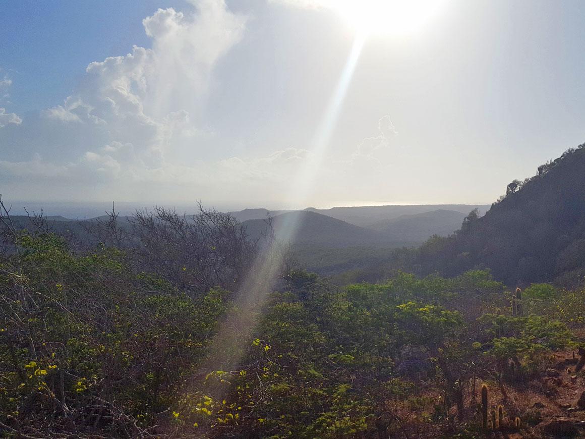 christoffel berg Curacao