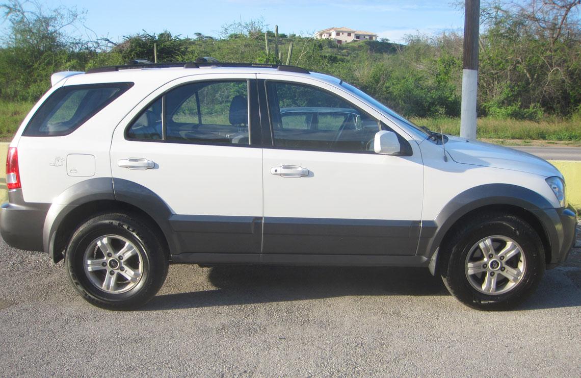 auto huren op Curacao | huurauto