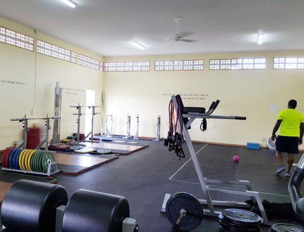 sportschool Curacao