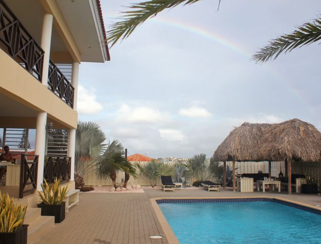 panache resort Curacao jan thiel