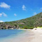 Playa santa Cruz - Strand Curacao