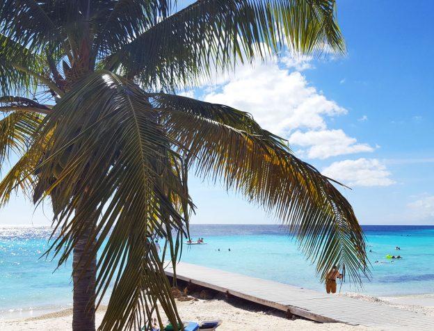 playa porto marie   Strand Curacao