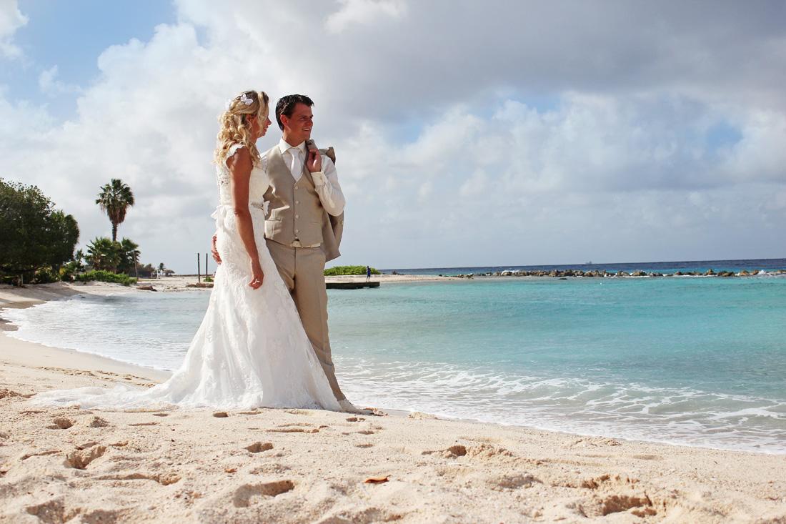 bruids fotoshoot op curacao | trouw fotoshoot curacao