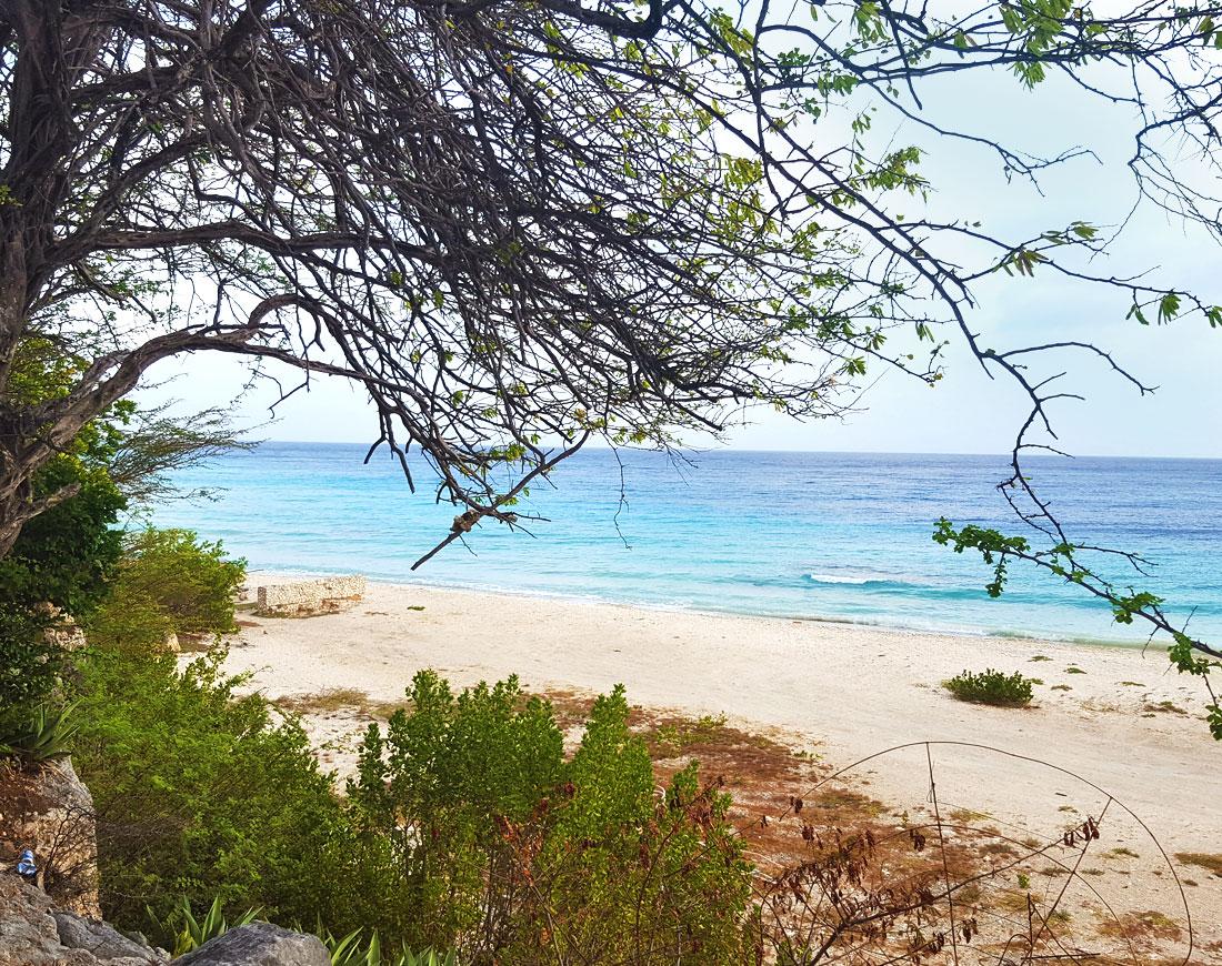 santa martha strand Curacao