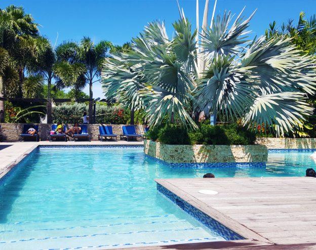 Zwembad Curacao