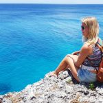 blauwe kamer Curacao